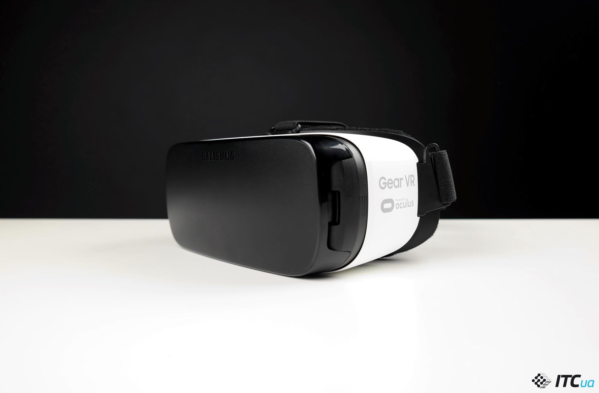Очки виртуальной реальности gear vr обзор насадки для моторов для дрона мавик айр