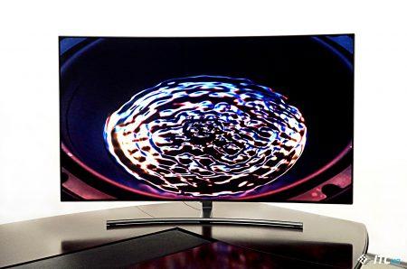 Обзор телевизора Samsung QE55Q8CNAUXUA