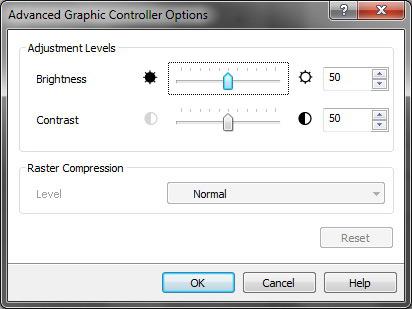 Драйвер принтера позволяет гибко насраивать качество отпечатков.