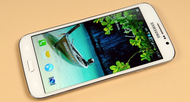 Samsung Galaxy Mega 5.8 Intro