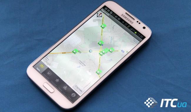 Опыт эксплуатации смартфона Samsung Galaxy Note II