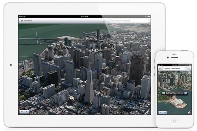 «Карты Google» для iOS должны появиться до конца текущего года