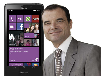 Sony заинтересована в Windows Phone 8