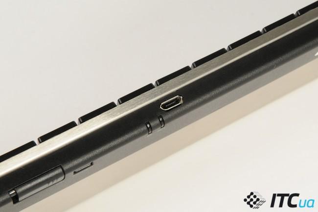 Обзор клавиатуры Rapoo E6300 для iPad