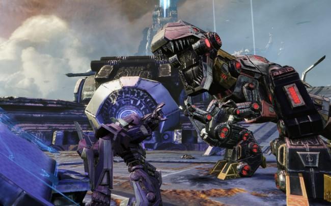 Обзор Transformers: Fall of Cybertron