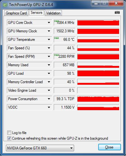 Обзор видеокарты NVIDIA GeForce GTX 660