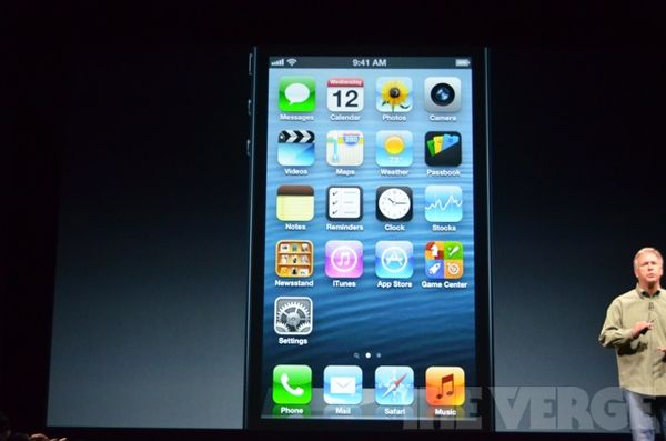 Apple iPhone 5 LIVE: New iPhone, iPad Mini and one more thing?