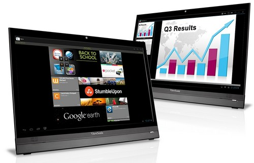 Viewsonic анонсировала монитор Smart Display VSD220 с ОС Android на борту