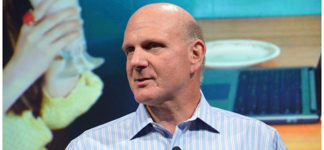 Стив Балмер: «Мы однозначно будем производить новые устройства»