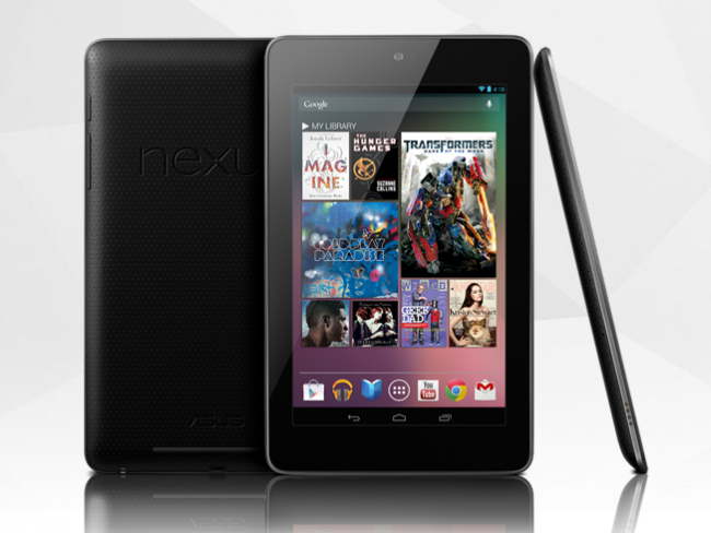 О перспективах 99-долларового планшета Nexus