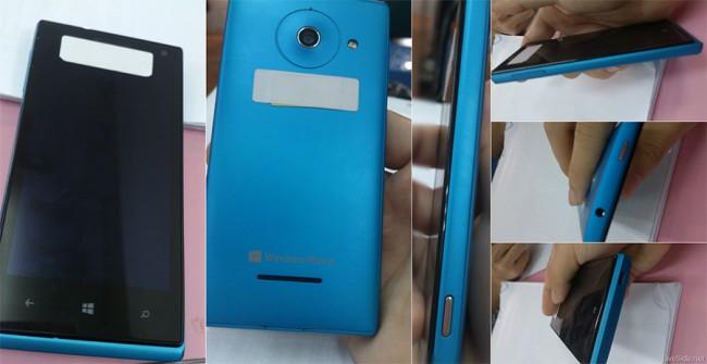 Фото и характеристики смартфона Huawei Ascend W1 на Windows Phone 8