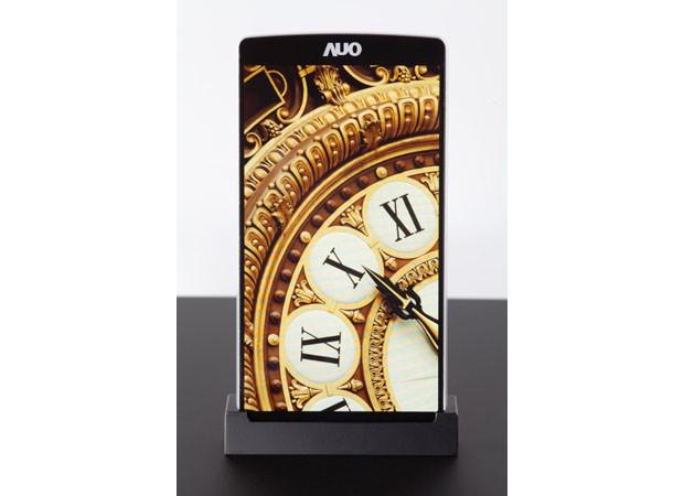 AUO создала телефонный дисплей с самой тонкой рамкой в мире
