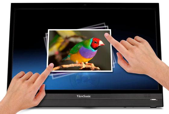 ViewSonic представила в Украине смарт-дисплей VSD220 с ОС Android