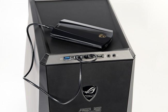 ASUS ROG CG8580: бескомпромиссный игровой ПК