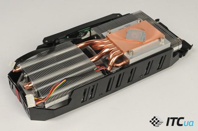 Обзор видеокарты ASUS MATRIX HD 7970 Platinum