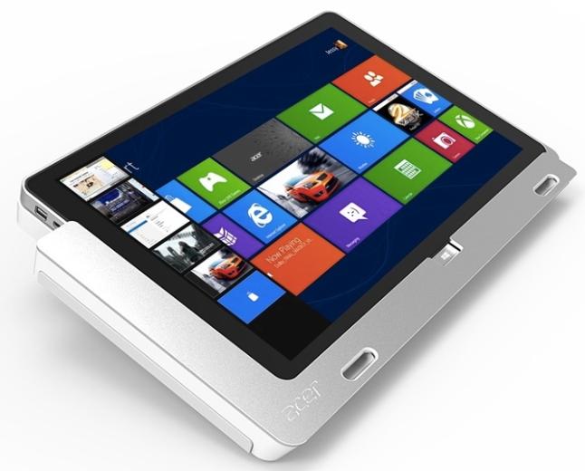 Acer откладывает выпуск планшетов с Windows RT из-за выхода на рынок Microsoft Surface