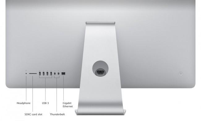 Apple iMac 2013: тоньше, легче, мощней