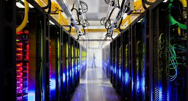 Виртуальная экскурсия по дата-центрам Google