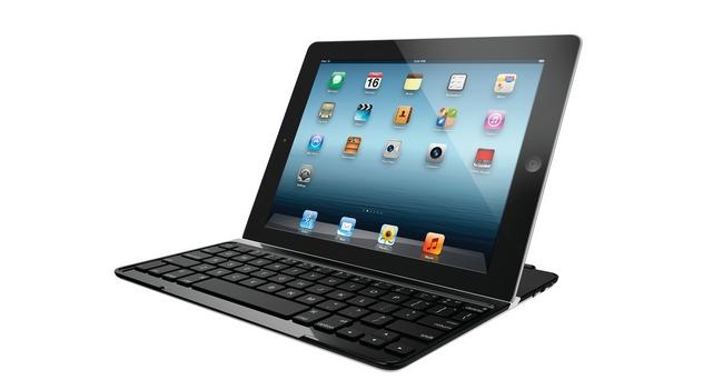 Обзор клавиатуры Logitech Ultrathin Keyboard Cover для iPad