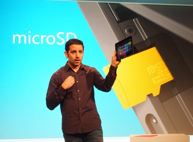 Репортаж с официального запуска Windows 8 и Microsoft Surface: на заре новой эры