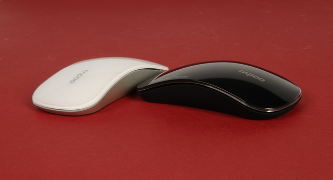 Обзор сенсорной мыши Rapoo T6