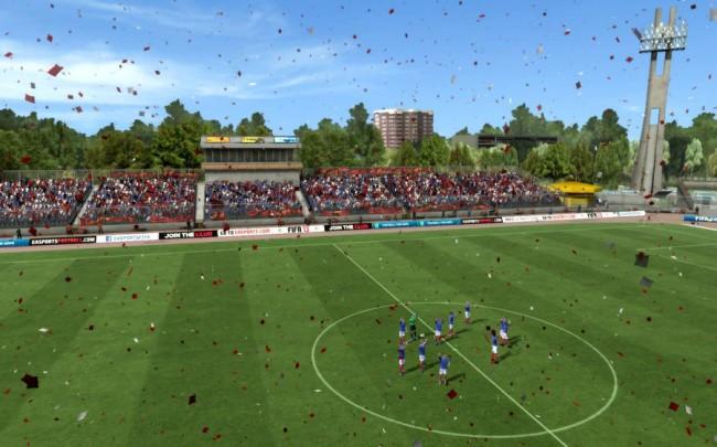 Обзор FIFA 13