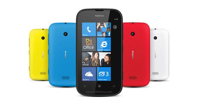 Nokia представила бюджетный смартфон Lumia 510