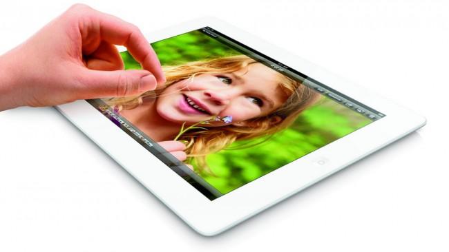 Apple iPad with Retina display: обновленный iPad четвертого поколения