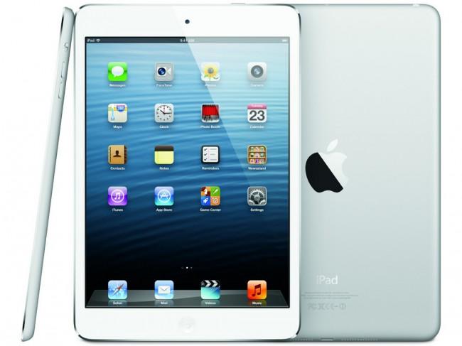 Сравнение характеристик Apple iPad mini с основными конкурентами
