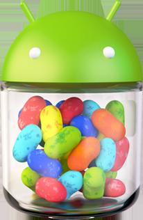 Google Android 4.2 - косметическое обновление Jelly Bean