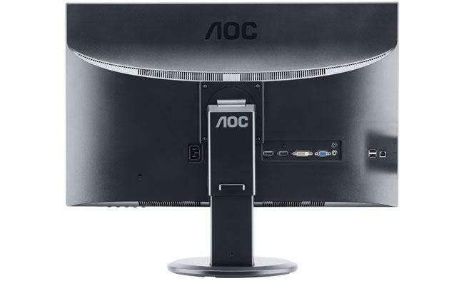 AOC представила в Украине монитор m2752Pqu на базе AMVA-матрицы