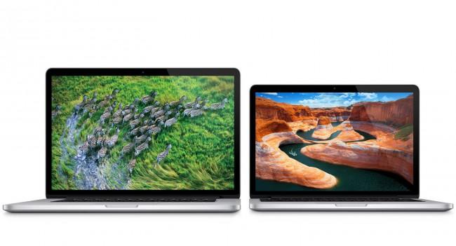 """Apple MacBook Pro 13"""" Retina: теперь и 13-дюймовый от $1699 и выше"""