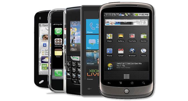 Во всем мире используется более 1 млрд смартфонов