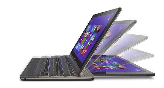 Toshiba представила компьютерную технику с ОС Windows 8