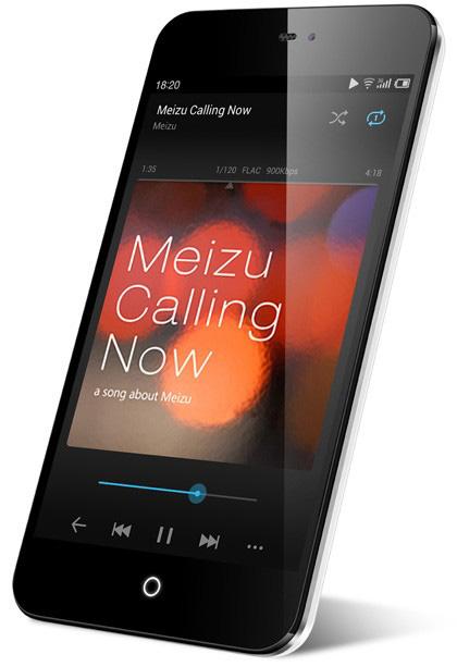 MX2 - новый флагман китайской компании Meizu