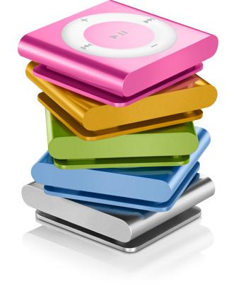 Обзор плеера Apple iPod nano 7