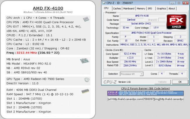 Обзор материнской платы ASUS M5A99FX PRO R2.0