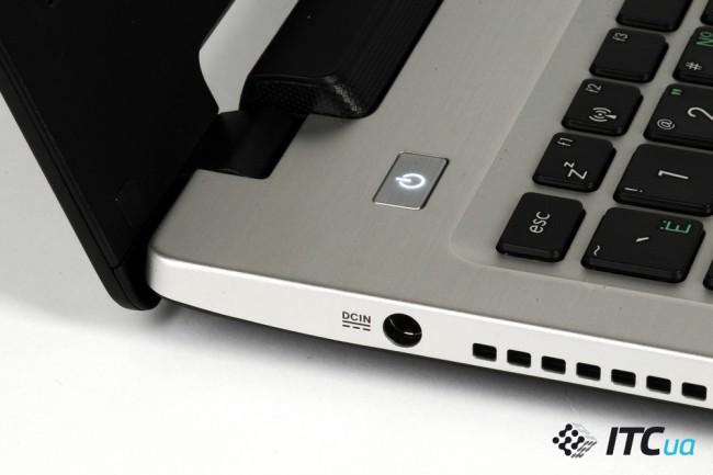 Обзор ноутбука ASUS K56