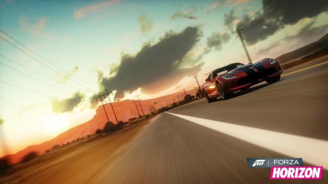 Forza Horizon: праздник, который всегда с тобой