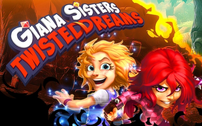 Giana Sisters: Twisted Dreams – практический дуализм