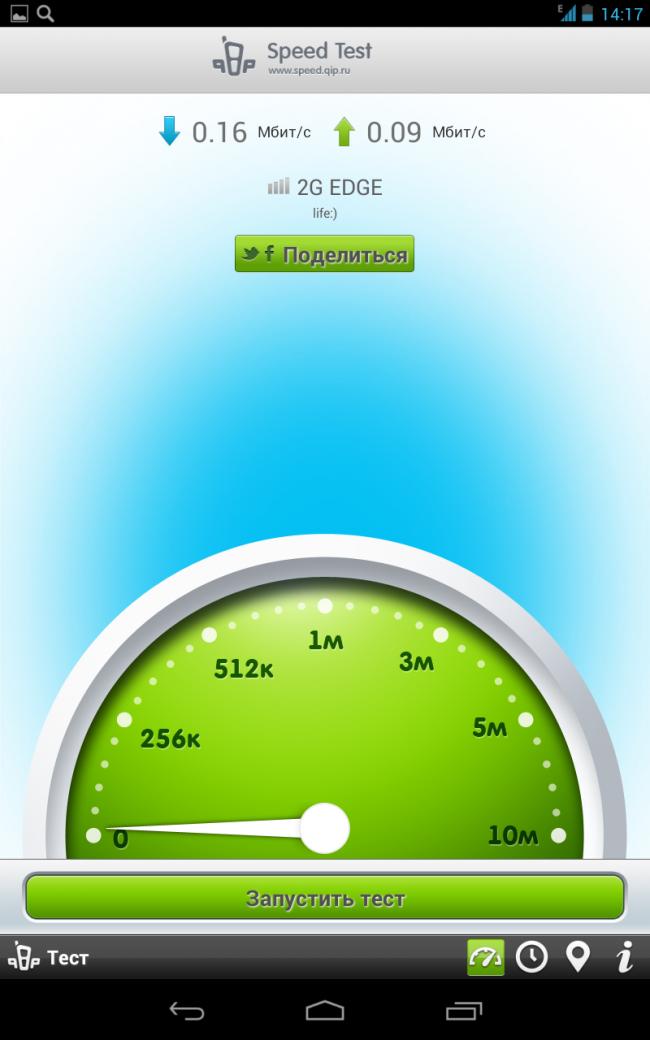 Экспресс-обзор планшета ASUS Google Nexus 7 3G