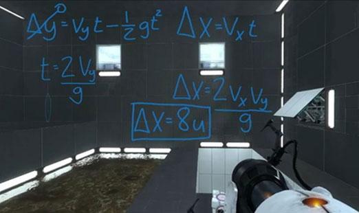 Portal 2 как учебное пособие для школ