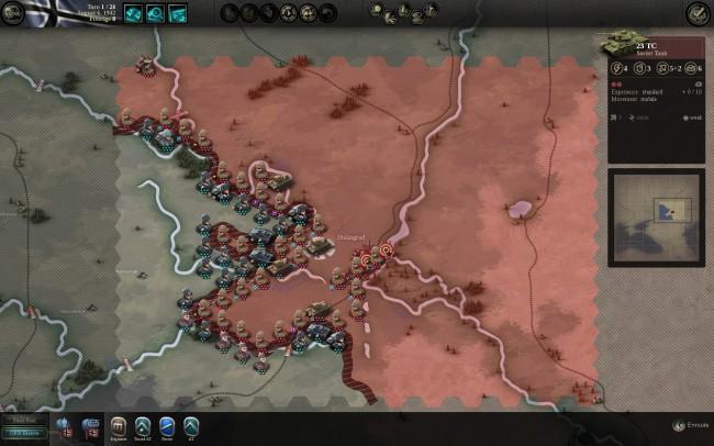 Unity of Command: Stalingrad Campaign – шахматы для фельдмаршала