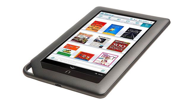 Barnes and Noble снижает цены на ридер Nook Color и планшет Nook Tablet