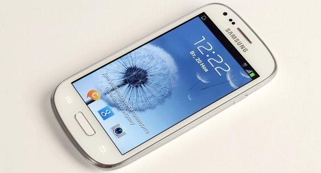 Купить смартфон Samsung Galaxy S III GT-I93 16Gb