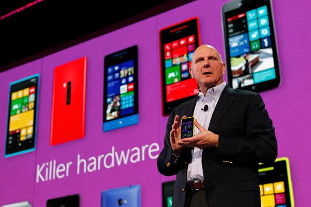 Стив Баллмер: экосистема Android дикая и неконтролируемая, экосистема Apple — дорогая и закрытая