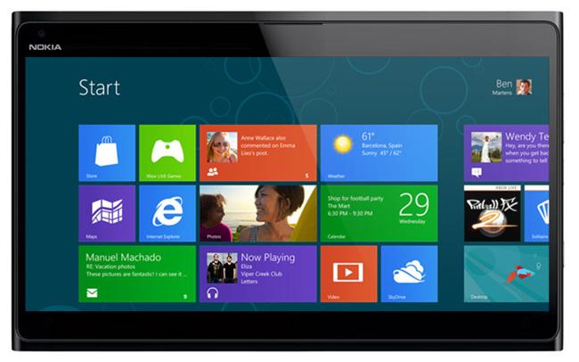 DigiTimes: анонс Windows RT планшета Nokia состоится в феврале 2013