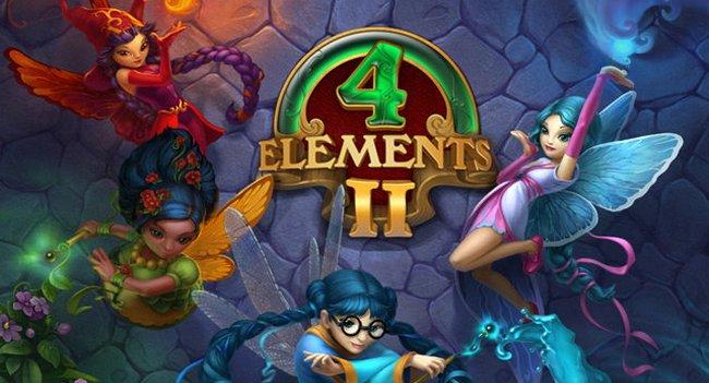 4 Elements II HD – осторожно, привязчиво