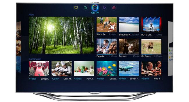 Samsung покажет на CES 2013 обновленный интерфейс Smart Hub для телевизоров