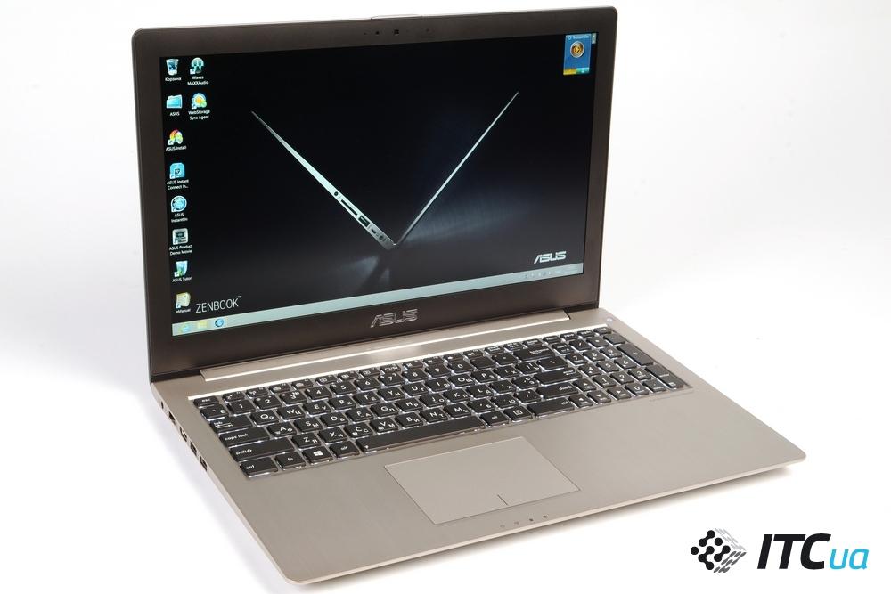 Asus U500VZ Notebook Last